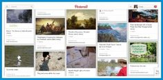 Incredible Creeks Pinterest Board
