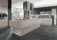 In 2012 Nobilia's new kitchen launch was massive, this year there are less range introductions but new innovative design elements available in all ranges. Description from kitchensolutionskent.co.uk. I searched for this on bing.com/images
