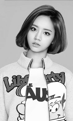 hyeri's haircut