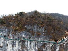 16 fotos incríveis do parque florestal natural Zhangjiajie, na China