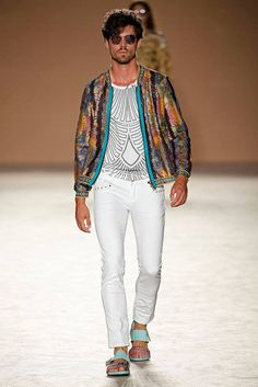 Custo Barcelona Spring-Summer 2017 - 080 Barcelona Fashion