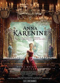 [Critique] Anna Karénine de Joe Wright avec Keira Knightley et Jude Law