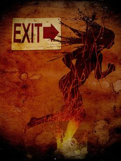 Politicians Journey to Life : Day 20 - The Politics of a Burning Building: The Door to Survival