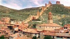 Sierra de Albarracín Medieval, Belleza Natural, Statue Of Liberty, Sierra, Monument Valley, Spain, Nature, Photography, Travel