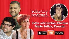 Coffee with Creatives – Misty Talley, Director