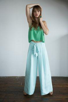 CAROLINE HEDAYA - cool pants