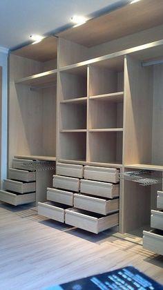 Wardrobe Room, Wardrobe Design Bedroom, Bedroom Closet Design, Bedroom Furniture Design, Home Room Design, Wardrobe Storage, Closet Renovation, Closet Remodel, Sliding Door Wardrobe Designs