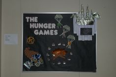 These are some really cool Hunger Games ideas!