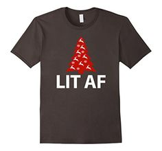 $17.99 UNISEX WOMENS Men's Lit AF Funny Christmas EMO Trending Hiphop Tshirt P... https://www.amazon.com/dp/B01N3ZJ65W/ref=cm_sw_r_pi_dp_x_-gjlyb1D0VH8N  Lit AF Funny Christmas tshirt. Makes a great tshirt for your Ugly Christmas Party! Perfect gift for that trendy person in your life! Teenager lingo!