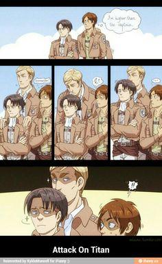 Erwin marcando territorio >o<