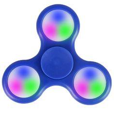 Fidget Spinner - LED Edition