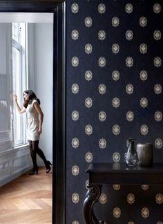 Shop Designer Wallpaper and Modern Wallpaper Designs Wallpaper, Wrought Iron Fences, Modern Interior Design, Amsterdam Wallpaper, Modern Wallpaper Designs, Home, Designer Wallpaper, Home Decor, Wall Coverings