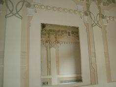 Hall com espelho.  Praga, República Checa (2009)