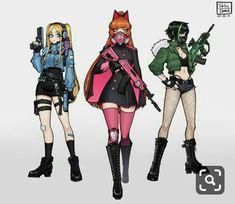 Cute Art Styles, Cartoon Art Styles, Doki Doki Anime, Powerpuff Girls Wallpaper, Buttercup Powerpuff Girl, Powerpuff Girls Cartoon, Desenhos Cartoon Network, Hxh Characters, Anime Outfits