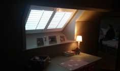 Shutters Jasno pour fenêtre de toit