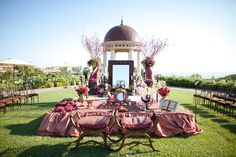 Absolutely stunning Sofreh Aghd for a beautiful Persian wedding