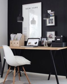 30 Examples Of Dark Interior Design That Proves Black Is Sometimes Best | UltraLinx