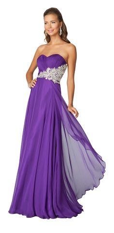 Love this gown from Promgirl.com JVN90592