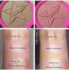 Highlighters by Jeffree Star // Patrizia Conde