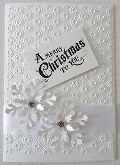 Kort og andet godt: Årets første julekort