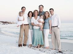 blues, whites, khakis, what to wear in beach pics, via Marla Carter Photography