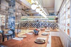 Lo mejor de la comida y la bebida mexicanas en el nuevo Tepic en La Milla de Oro de Madrid