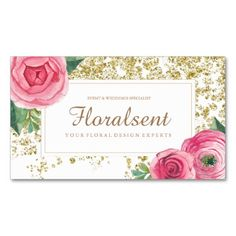 Elegant floral business card template available for free download beautiful watercolour floral business cards fbccfo Images