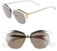 4bcd251047b Dior  Mirrors  55mm Cat Eye Sunglasses  490 by Cat Eye at Nordstrom  Available Colors