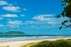 Praia de Ubatuba, São Francisco do Sul (SC)