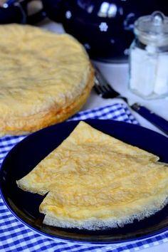 Paleo palacsinta - glutén- és tejmentes palacsinta