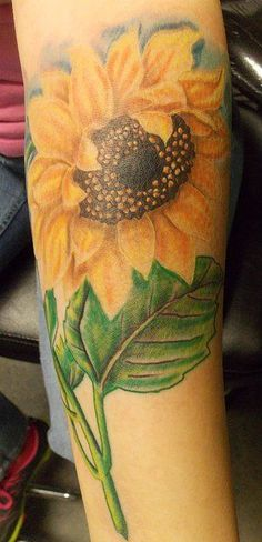 There is something about a sunflower that can brighten up any ordinary day.