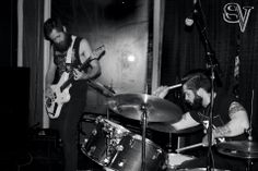 The Highest Leviathan -- Psychedelic Atmospheric Stoner/Doom Metal, Rochester NY. Photo by Scotty Vycital.