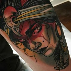 Tattoo done by Glendalebully.