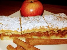 Jablkové pité Cheesecake, Bread, Desserts, Food, Tailgate Desserts, Deserts, Cheesecakes, Brot, Essen