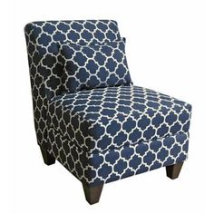 Shop for HomePop Charlotte Accent Chair. Get free shipping at Overstock.com - Your Online Furniture Outlet Store! Get 5% in rewards with Club O!