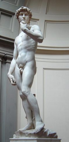 Michelangelo.....analyzing this can bring up interesting insight. From the pose to the planes of the male form. I <3 museums/art!