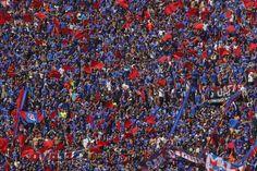 Universidad de Chile vs Colo Colo   El espectacular ambiente en las tribunas del Nacional  Fotogalería   album   AS.com