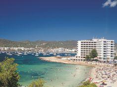 Intertur Hotel Hawaii Ibiza   Hotel Ibiza familias   Hotel bahía San Antonio Ibiza