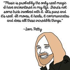 TOM PETTY QUOTES image quotes at relatably.com