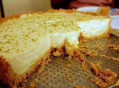 Torta de limão -