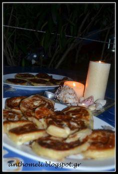 Ανθομέλι: Γκιουσλεμέδες με τυρί αλλά και με κρέμα (συνταγή για τεπανγιάκι)