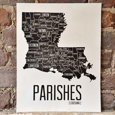 Our parishes