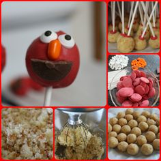 Snack foods for a party!