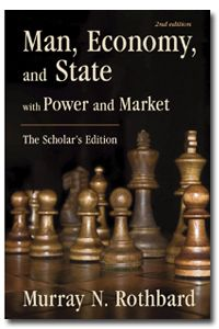 Murray N. Rothbard's great treatise Man, Economy, and State and its complementary text Power and Market, are here combined into a single edition as they were written to be. It provides a sweeping p...