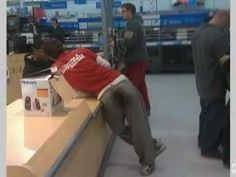 Stained Underwear - People Of Walmart ( MUST SEE )