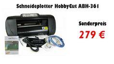 HobbyCut ABH-361 Schneideplotter 360mm Plotter inkl. Artcut 2009 - https://www.plotter-city.com/hobbycut-abh-361-schneideplotter-360mm-plotter-inkl-artcut-2009/a-186513/