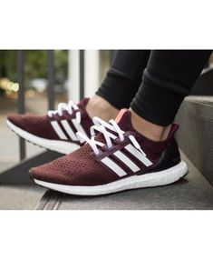 59d59f593 2018 Sale Adidas Ultra Boost Burgundy Shoes Outlet