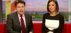 Sally Nugent Dress by DKNY on BBC Breakfast