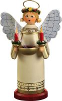 Angel with Gingerbread, Incense Smoker