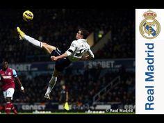 Ver Así fueron los inicios de Gareth Bale el primer futbolista galés del Real Madrid